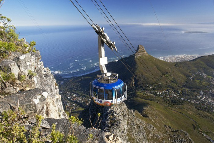 cable car cape town